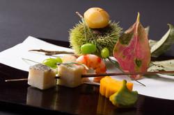 福岡の写真事務所のカメラマンが日本料理のカメラマン出張写真撮影 | 福岡