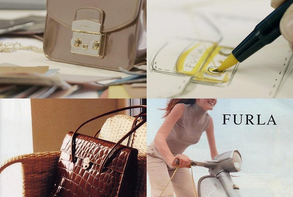 フルラフルラのバッグは様々な年齢の方におすすめ。ミニ小物はお出かけの負担になりません