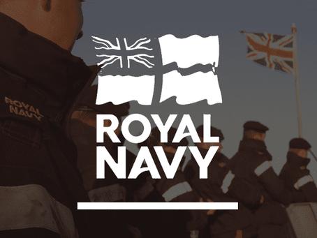ROYAL NAVY(ロイヤル・ネイビー)ブランドページを開設しました。