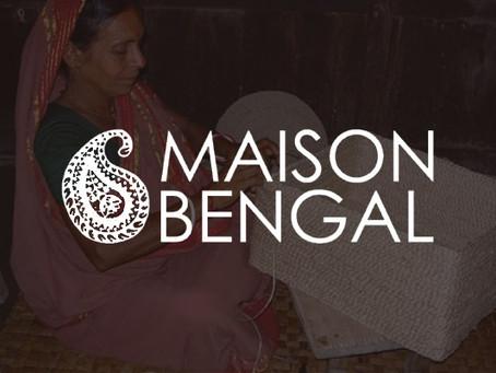 Maison Bengal(メイゾン・ベンガル)ブランドサイトを開設しました。