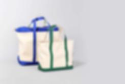ボート・アンド・トート・バッグは様々なサイズがあるので、お気に入りが見つかるはずです。モノグラム(イニシャル刺繍)サービスも有ります。洗濯は洗濯機で丸洗いせずに、部分洗いが色落ちせずにおすすめです。