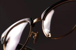 メガネのディティールカット撮影 | 福岡の写真事務所