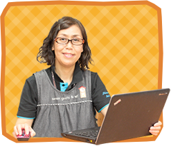 Teacher of a nursery school in Sasebo