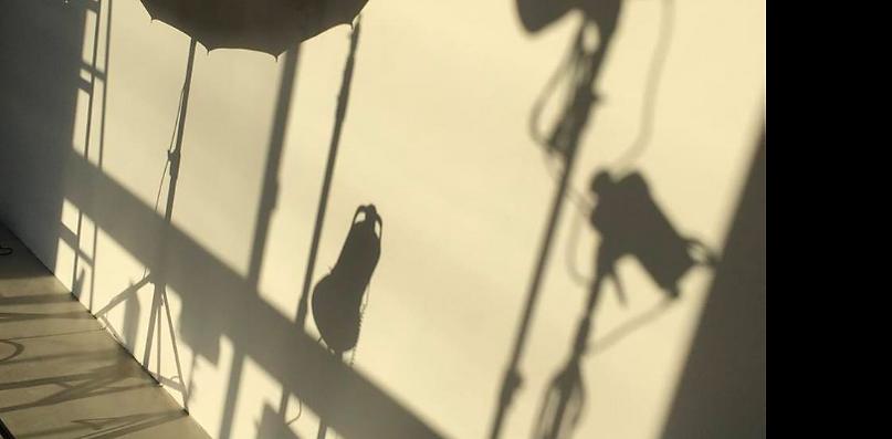 自然光で撮影できる | 福岡の写真撮影事務所