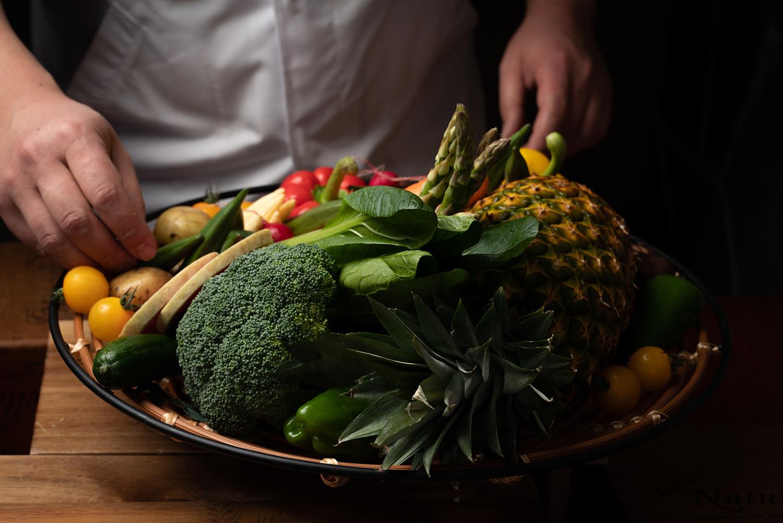 食材の料理撮影 | 福岡の写真事務所