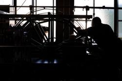 博多織職人のホームページ用写真