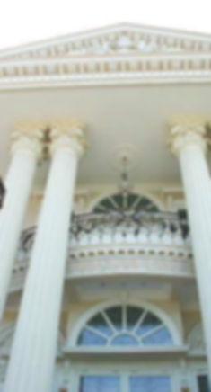 Exterior arsitek desain eropa