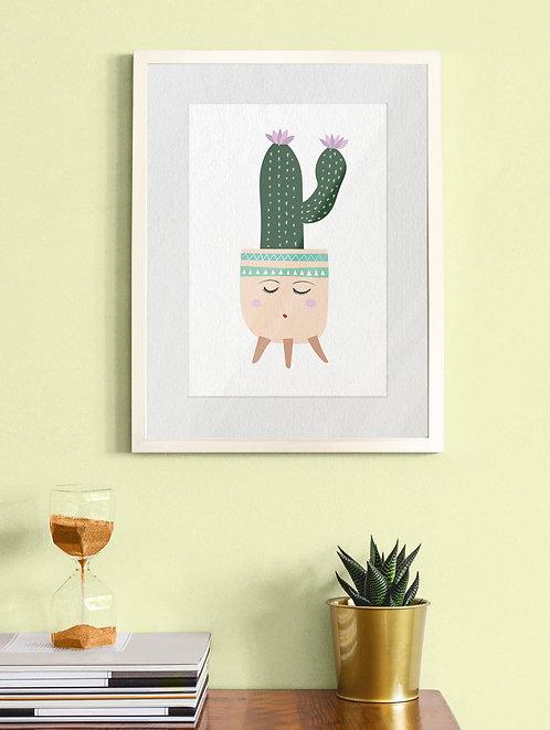 Glamorous Cactus