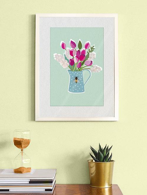 HapBee Flower Jug