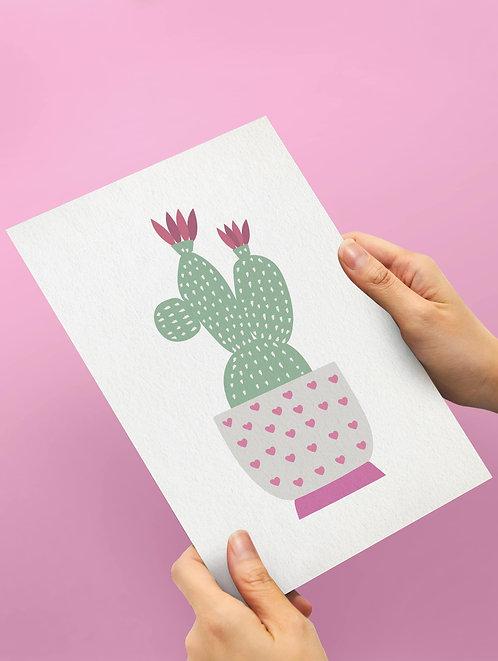 Love A Cactus