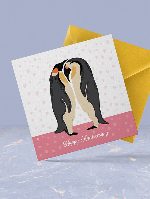 Anniversary Penguins