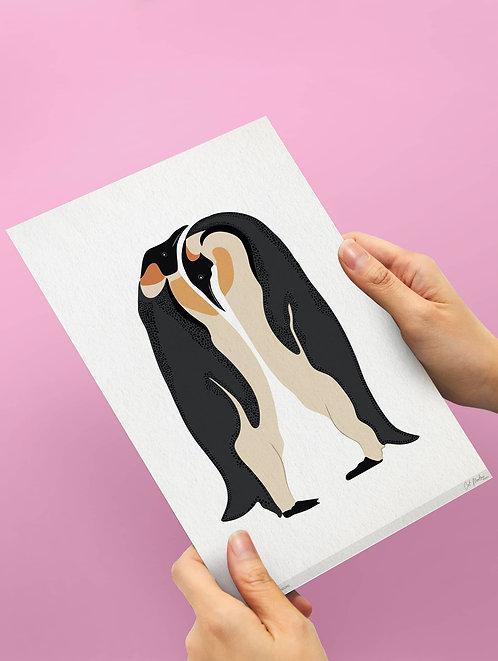 Loved Up Penguins