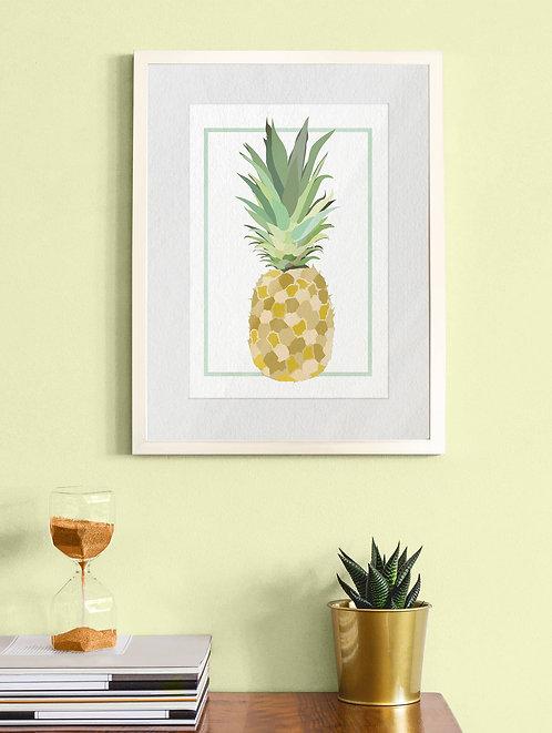 Graphic Pineapple