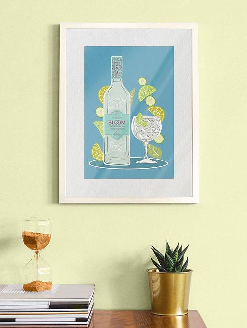 Bloom Gin & Tonic