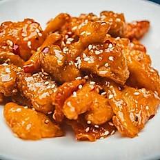 Sweet & Spicy Veg Tempura