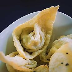 Prawn & Cream Cheese Rangoon