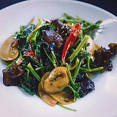 Stir-Fried Kangkong
