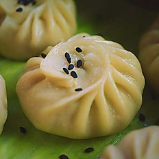 Hainanese Chicken Dumplings