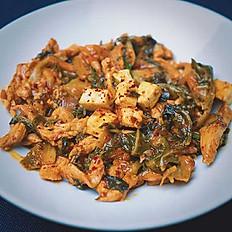Kimchi Chicken