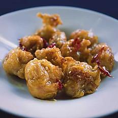 Soy Glazed Ginger Chicken