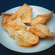 Fried Cheese Wonton (Prawn)