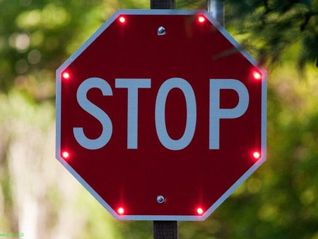 Invoking the Stop Sign