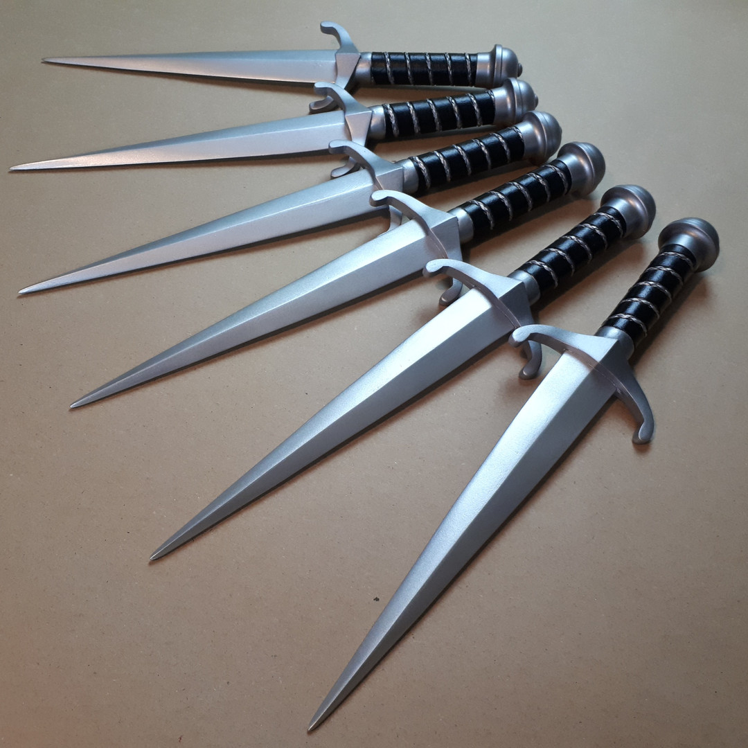 V for Vendetta - Daggers