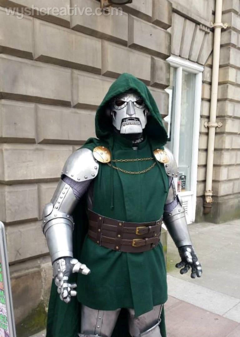 Dr Doom - Fantastic 4