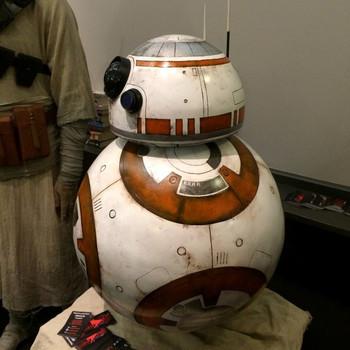 BB8 - The Force Awakens.