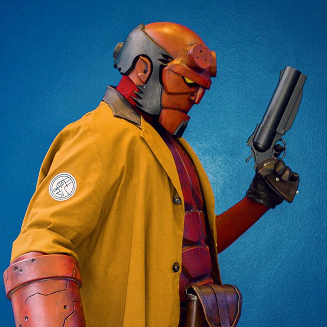 Hellboy - Mignola Comic