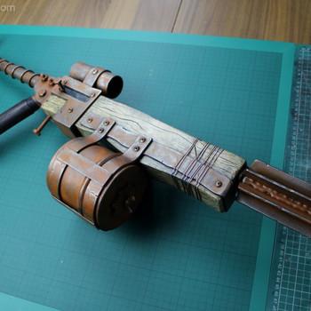 Fallout 4 - Pipe Rifle