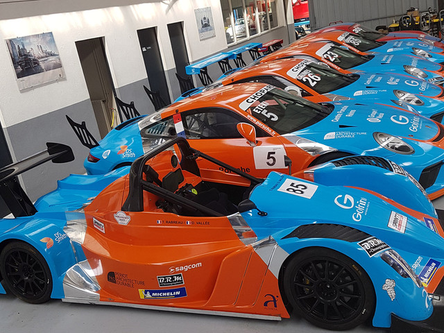 Total Covering Team Bourgoin Racing