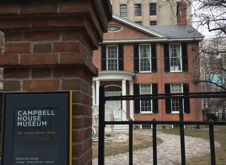 Museo Campbell House