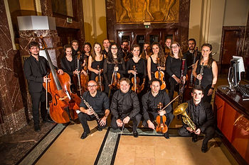 FRASCATI CHAMBER ORCHESTRA