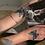 Thumbnail: Tattoo PAPILLON (pochette de 5)