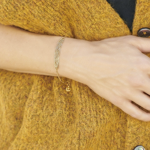 Bracelet MATHILDE (or)