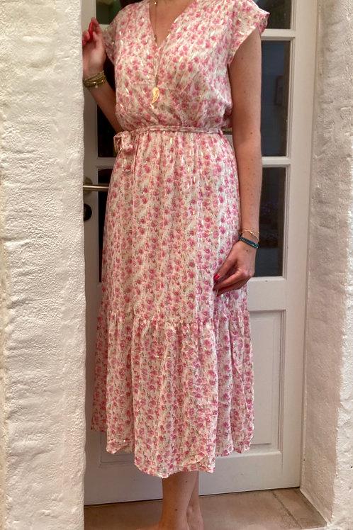 Robe Longue SWEET Pink