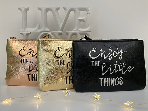 Pochette THINGS (3 coloris)
