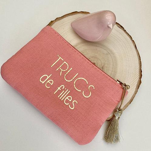 """Pochette """"Trucs de Filles"""""""