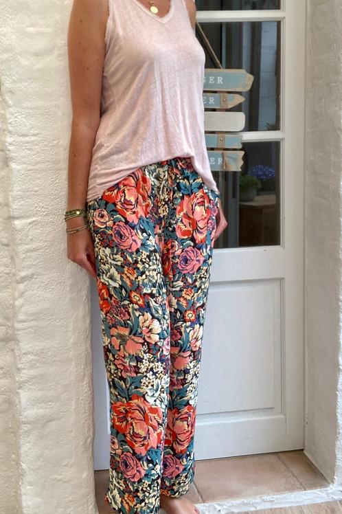 Pantalon FLOWER