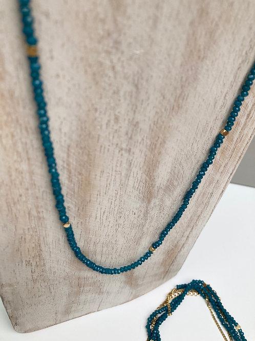 Bracelet ou Collier BLUE