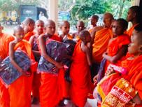 Donation to Pirivena at Puttalama