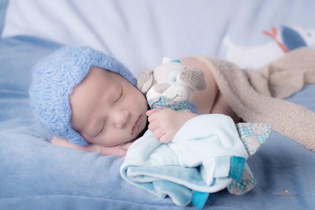 Jovan- séance photo de naissance