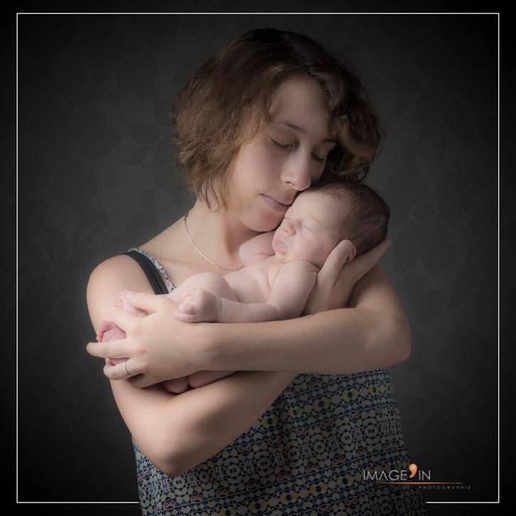 Luca - Séance photos naissance