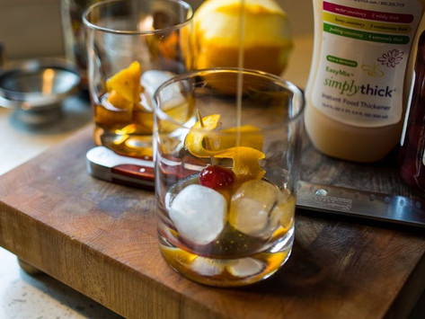 Texture with a Twist: Why Thickened Cocktails are the next trend