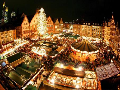 Куда поехать на Рождество?