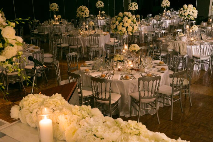 wedding decoration in Moscow