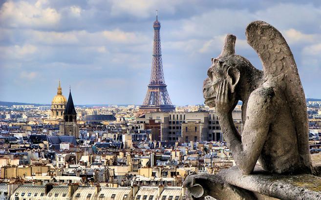 Билеты во Францию