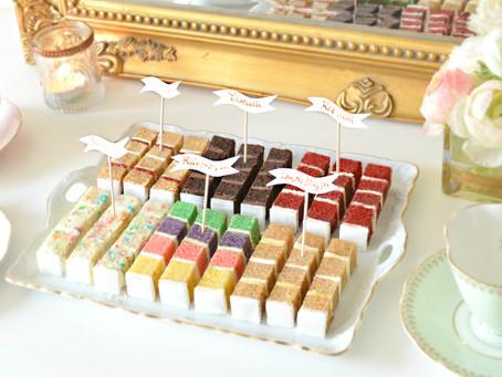 Дегустация свадебного торта