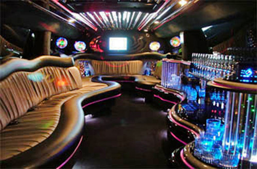 order a limousine for a wedding